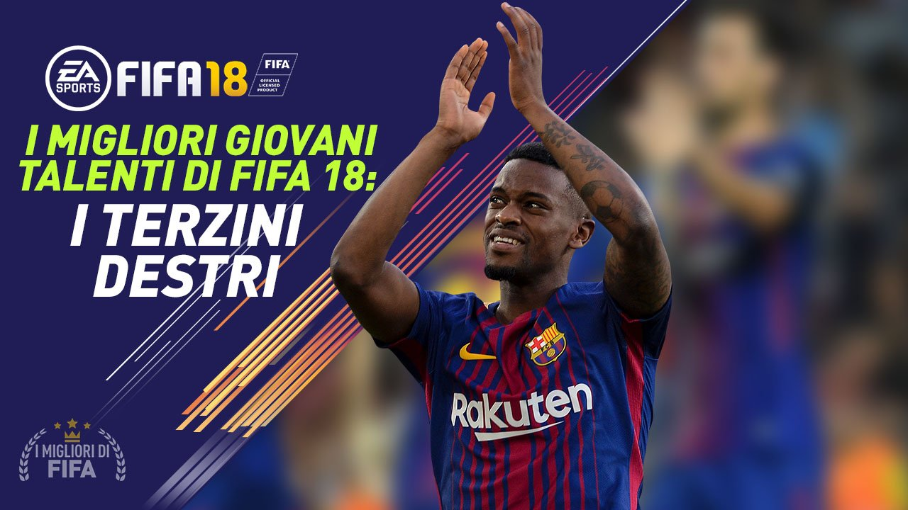 Talenti Fifa 18 Terzini Destri Giovani