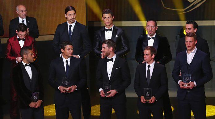 FIFA World XI TOTY