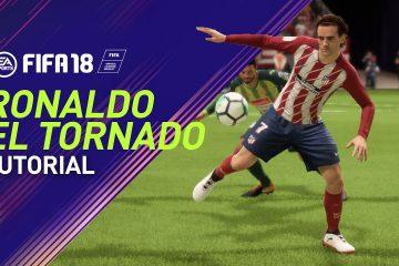 El Tornado Tutorial Ronaldo