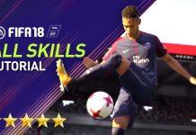 Skill Fifa 18