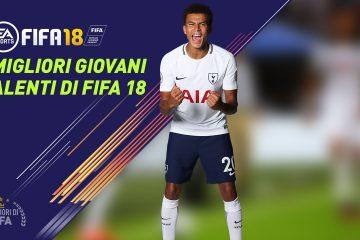 Talenti Giovani Fifa 18