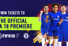 Chelsea Partner EA Sports Fifa 18