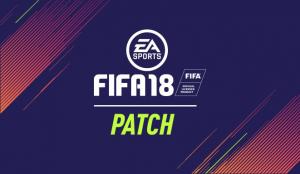 Fifa 18 Patch 1.09: nuovo aggiornamento disponibile per la versione PC