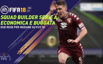 Serie A Economica e Buggata