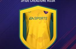 Sfida Creazione Rosa FC Australia