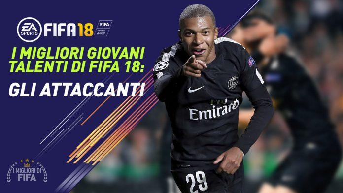 Fifa 18 Talenti Attaccanti Giovani