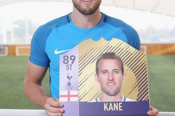 Kane POTM Settembre Fifa 18