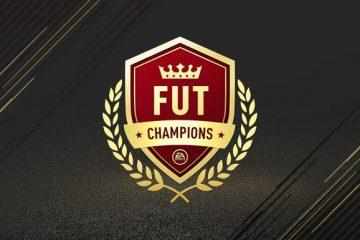 Premi Fut Champions Fifa 18 Weekend League