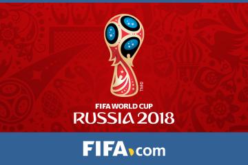 Fifa Mondiali Russia 2018