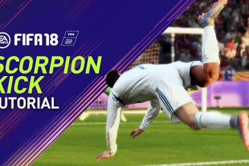 Scorpione Fifa 18