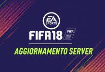 Fifa 18 Aggiornamento Server