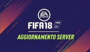 Fifa 18 |  aggiornamento server |  ecco i problemi risolti fino al 7 dicembre