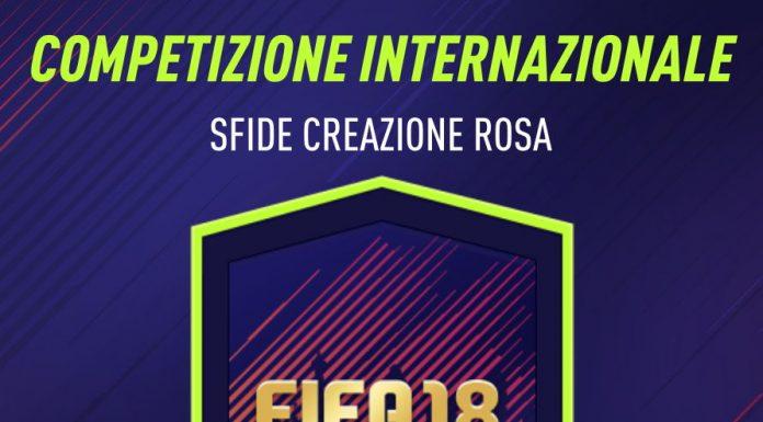Competizione Internazionale