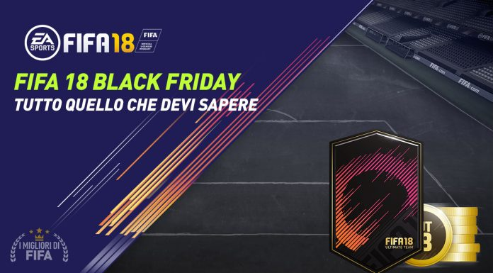 Fifa 18 Black Friday
