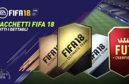 Pacchetti Fifa 18