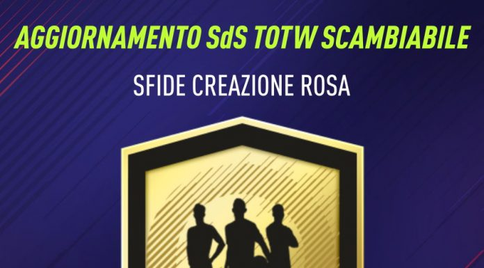 TOTW Scambiabile