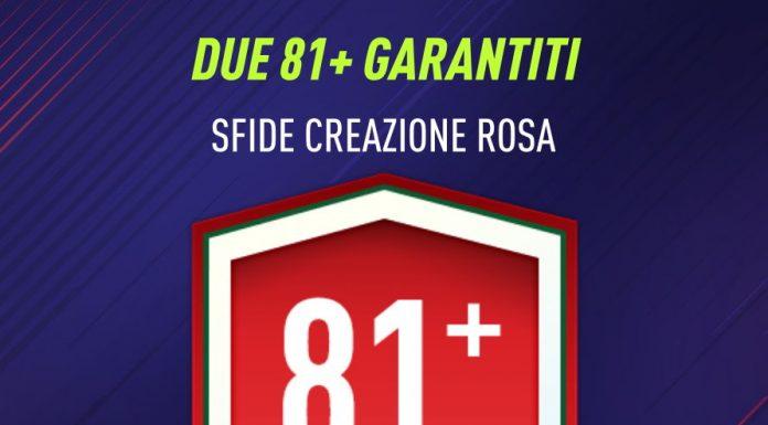 Due 81+ Garantiti SBC