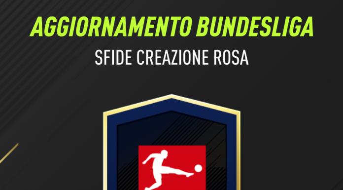 Aggiornamento Bundesliga