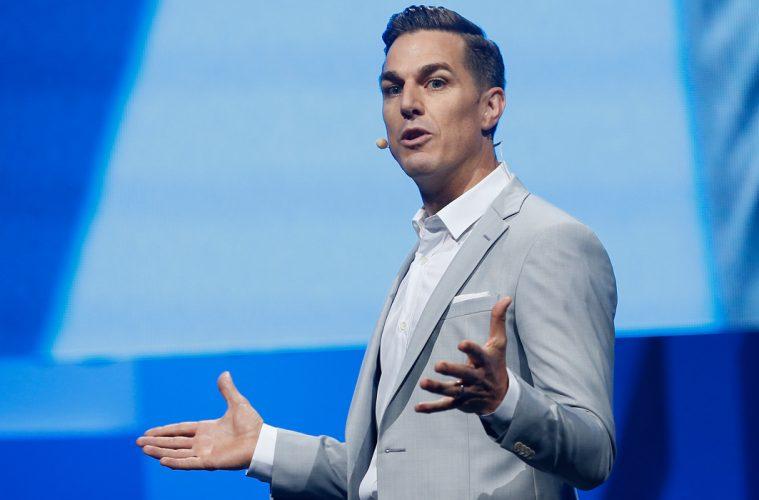 Andrew Wilson CEO di EA
