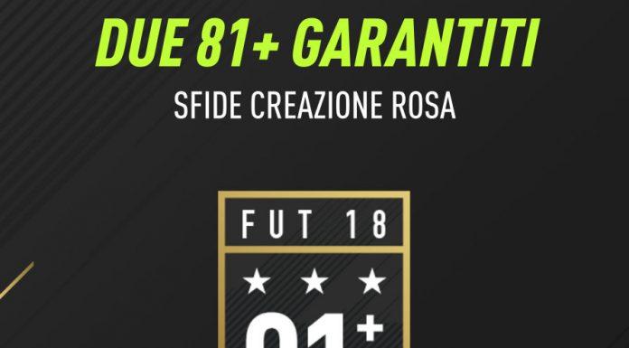 Due 81+ Garantiti