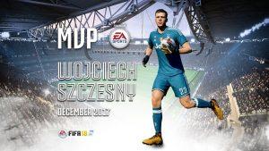 Fifa 18: Wojciech Szczesny è l'MVP di dicembre della Juventus!