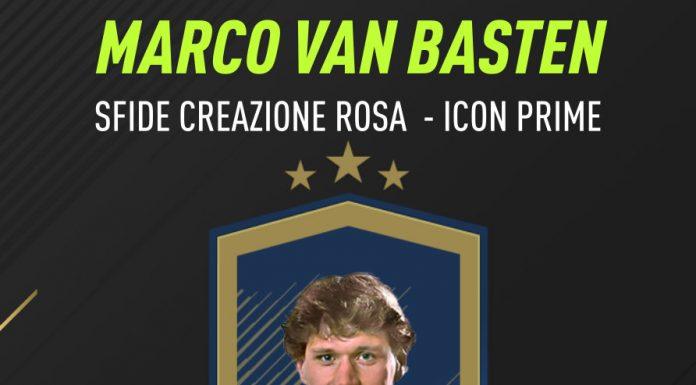 Van Basten Fifa 18