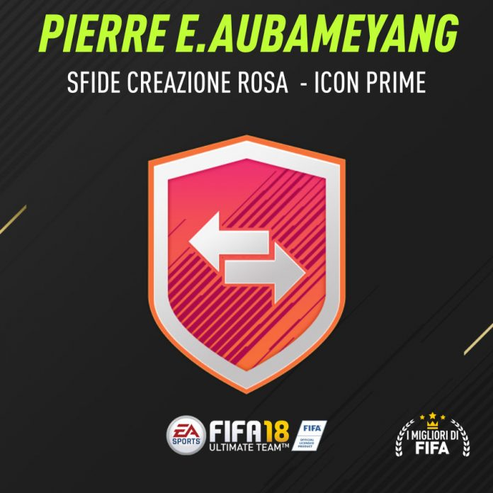 SBC Pierre-Emerick Aubameyang