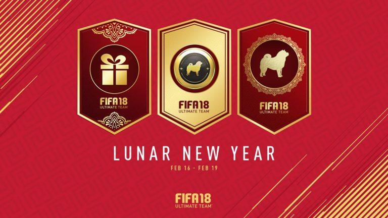 Fifa 18 – Capodanno Lunare Cinese: festeggia l'Anno del Cane
