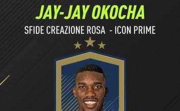 Okocha SBC Icon Prime