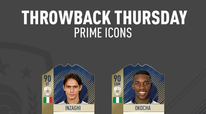 SBC Prime Inzaghi/Okocha