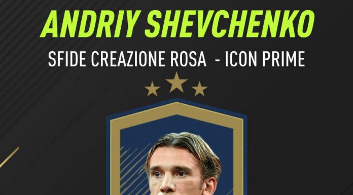 Shevchenko Icon Prime SBC