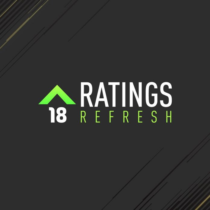 Winter Upgrades - Ratings Refresh