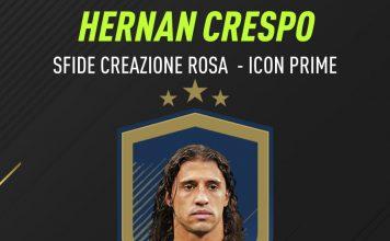 Crespo SBC ICON PRIME