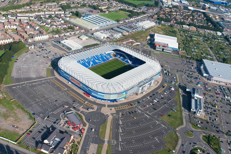 Il Cardiff City Stadium