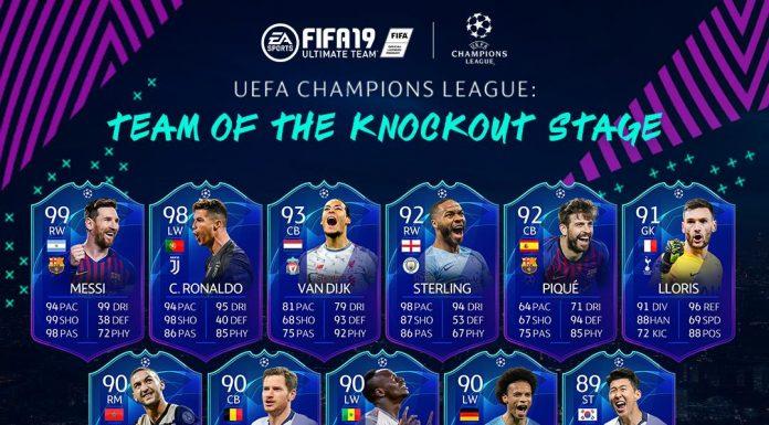 TOTKS Champions League