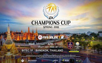 EA Champions CUP