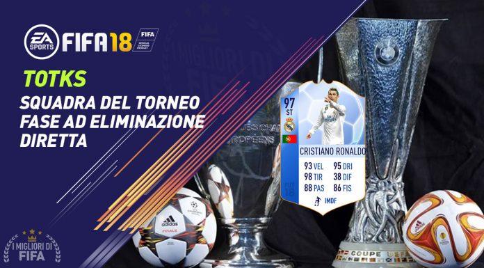 FIFA 18 TOTKS