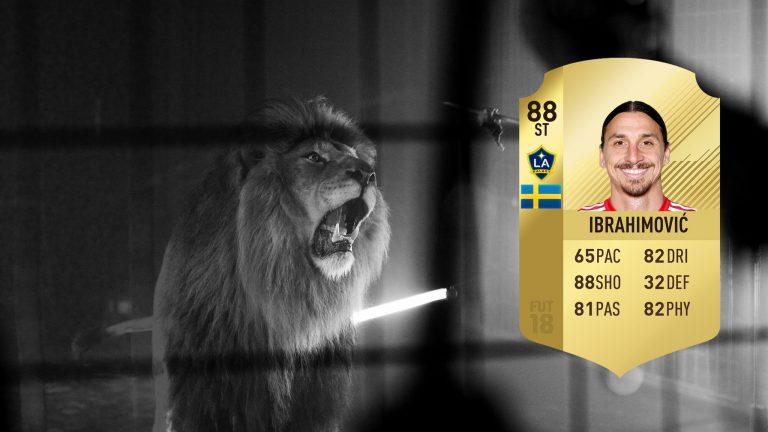 Fifa 18: disponibile su FUT il trasferimento di Ibrahimovic
