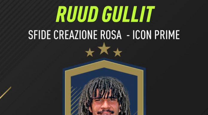 Gullit SBC Icon Prime
