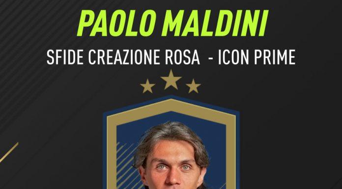 Maldini SBC Icon Prime
