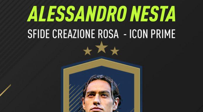 NESTA SBC Icon Prime