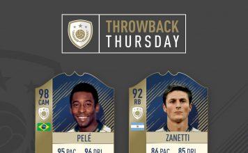 Pelè Zanetti SBC Icon Prime