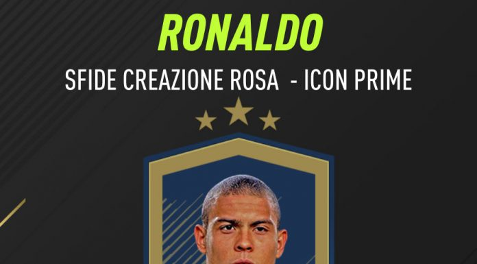 SBC Ronaldo Icon Prime