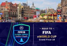 Fifa 18 Global Series Play OFF Amsterdam FIFA 18