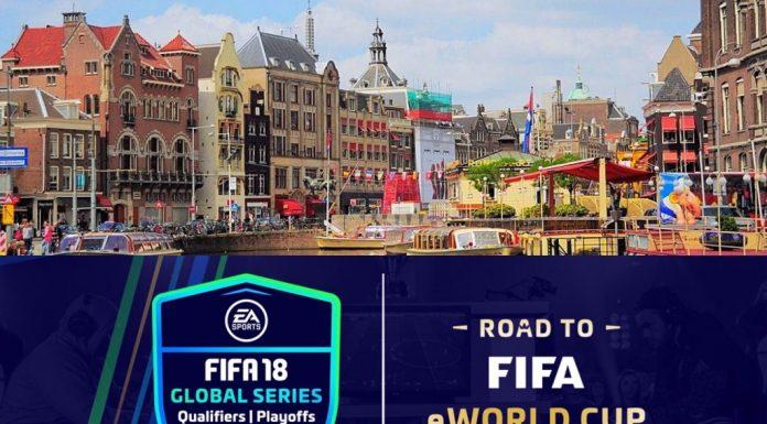 Fifa 18 Global Series Play OFF Amsterdam FIFA 18
