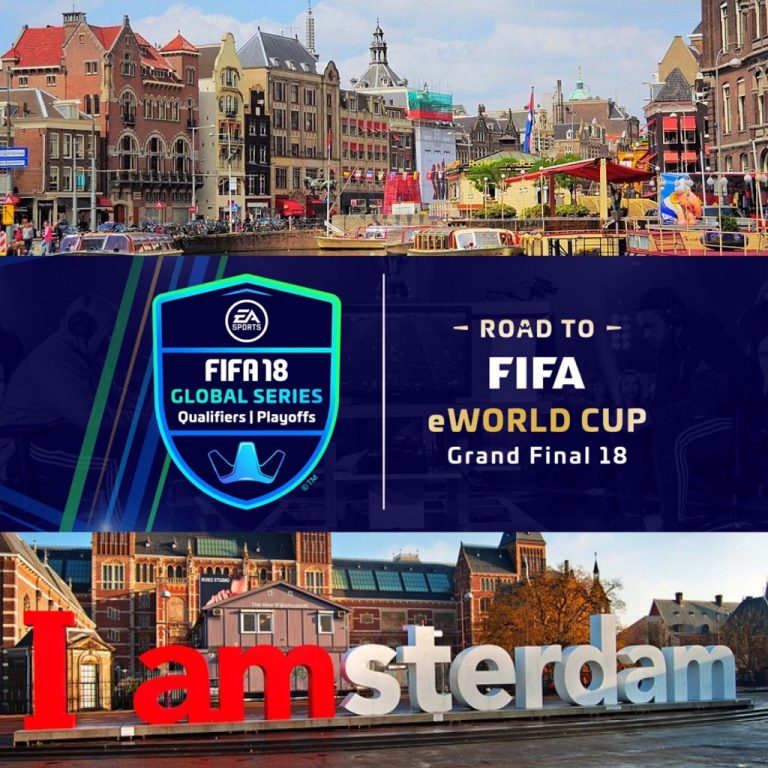 Fifa 18 Global Series Play Off Amsterdam: collega il tuo account Twitch per ricevere premi speciali!