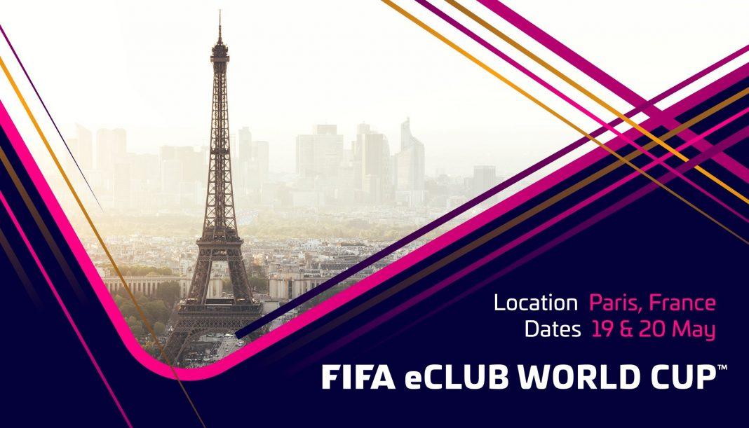 Fifa eClub World Cup Parigi