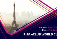Fifa eClub World Cup Parigi