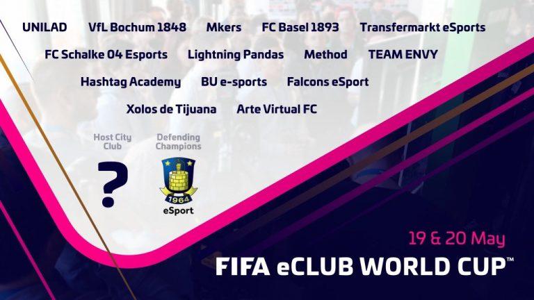 Fifa 18: ecco i qualificati alla Fifa eClub World Cup, il mo