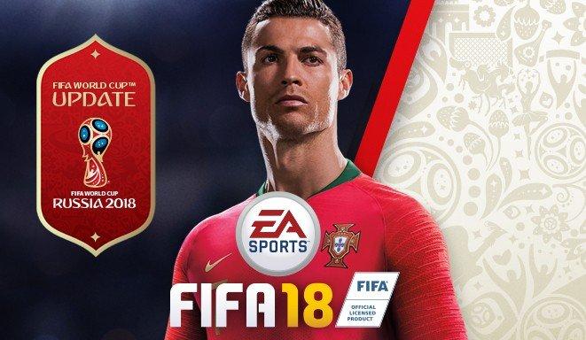 Fifa World Cup Russia 2018 Gioco dei Mondiali PS4